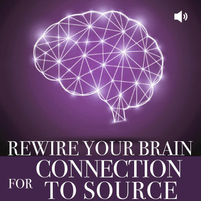 Rewire your Brain for Connection to source audio