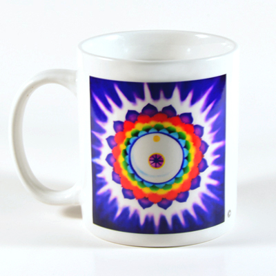 Cup with Chakra