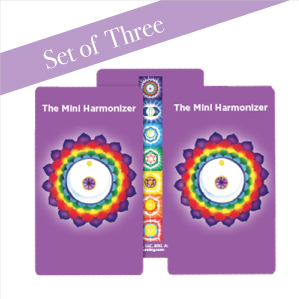 Mini Harmonizer Set of 3